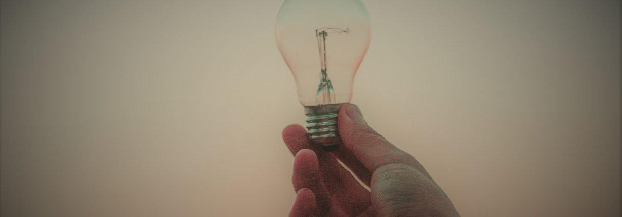 Blijft jouw briljante idee alleen maar een idee?